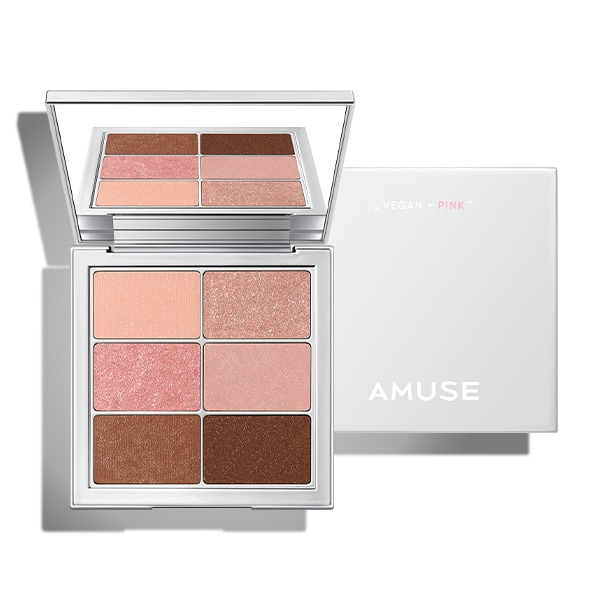 EYE VEGAN SHEER PALETTE 02 쉬어 핑크